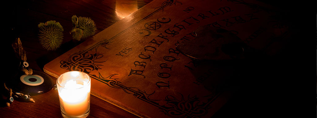 Ouija board instructions